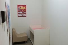 西松屋 横浜戸塚店(1F)の授乳室・オムツ替え台情報