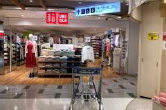 成田空港第一ターミナル(4F)の授乳室・オムツ替え台情報