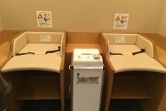 ハービスPLAZA ENT(3F)の授乳室・オムツ替え台情報