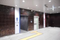 JR板橋駅 (改札内)のオムツ替え台情報