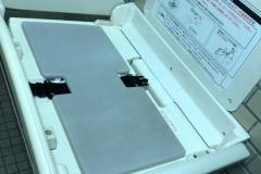 セントラルプラザ(2F)のオムツ替え台情報