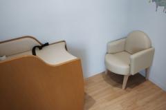 白石区役所(6F)の授乳室・オムツ替え台情報