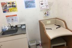 浜名湖サービスエリア 下りの授乳室・オムツ替え台情報
