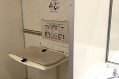 コーチャンフォー ミュンヘン大橋店(1F)のオムツ替え台情報