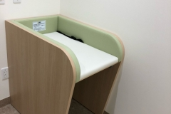 慶應義塾大学病院(1F)の授乳室・オムツ替え台情報