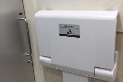 スーパーバリュー 生鮮市場 南浦和店(1F)のオムツ替え台情報