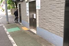 蓬莱町 公衆トイレ(1F)のオムツ替え台情報