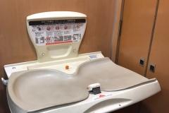 ココス 大森東店のオムツ替え台情報