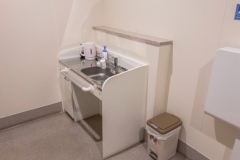 ホームセンターコーナン 南流山店(1F)の授乳室・オムツ替え台情報