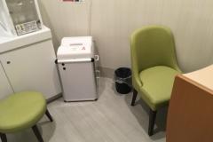 ホテルグランヴィア大阪(20F)の授乳室・オムツ替え台情報