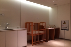 MIDLAND SQUARE(4F)(ミッドランドスクエア)の授乳室・オムツ替え台情報