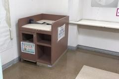 イオンノア店 3階トイレ(3F)のオムツ替え台情報