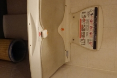 サイゼリヤ 足立亀有店(1F)のオムツ替え台情報