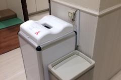 イオンモール大牟田(2F)の授乳室・オムツ替え台情報