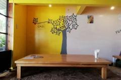 CAZI CAFE(1F)のオムツ替え台情報