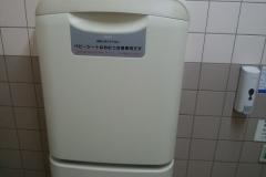 ケーヨーデイツー国母店(1F)のオムツ替え台情報