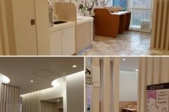 博多マルイ(6階)の授乳室・オムツ替え台情報