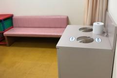 ウオロク 新津店(1F)の授乳室・オムツ替え台情報