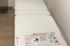 京王よみうりランド駅(改札内)のオムツ替え台情報