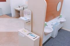 イオンレイクタウンmori 3Fミルクルーム(3F)の授乳室・オムツ替え台情報