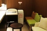 京王プラザホテル札幌(2階 女性化粧室隣)の授乳室・オムツ替え台情報