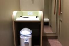 ANAラウンジ 新千歳空港の授乳室・オムツ替え台情報