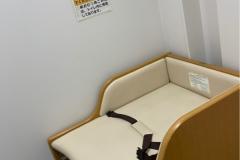 豊島区新庁舎(4F)の授乳室・オムツ替え台情報