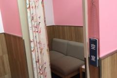 ヨシヅヤ清洲店(3F)の授乳室・オムツ替え台情報