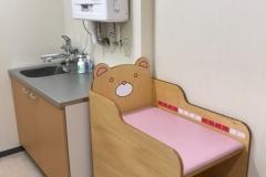 豊田厚生病院(1F)の授乳室・オムツ替え台情報