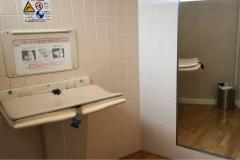札幌パークホテル(1F)の授乳室・オムツ替え台情報