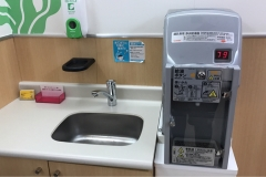 イオンモール橿原(2階 赤ちゃん休憩室)の授乳室・オムツ替え台情報
