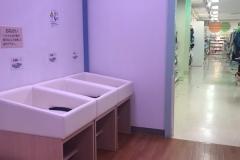 イオン気仙沼店(2階 赤ちゃん休憩室)の授乳室・オムツ替え台情報