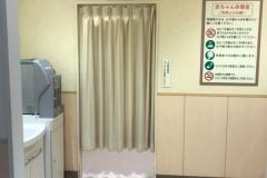 アリオ鳳 無印良品の横(1F)の授乳室・オムツ替え台情報