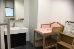 豊岡市役所(1F)の授乳室・オムツ替え台情報