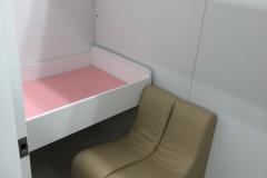 西松屋 ザ・ビッグ豊平店(1F)の授乳室・オムツ替え台情報
