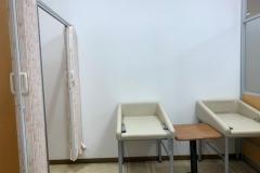 オダキューOX狛江店(1F)の授乳室・オムツ替え台情報