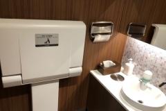 モスバーガー関内店(2F)のオムツ替え台情報