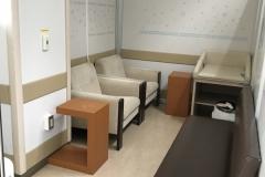 香川労災病院(2F)の授乳室・オムツ替え台情報