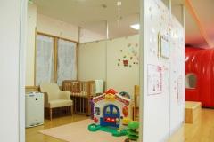子育て支援センターあさひの授乳室・オムツ替え台情報