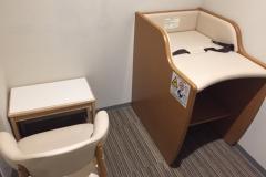 ダイワロイネットホテル神戸三宮(1F)の授乳室・オムツ替え台情報