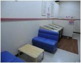 イオン金剛東店(4階 赤ちゃん休憩室)の授乳室・オムツ替え台情報