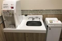 セントラルパーク(B1F)の授乳室・オムツ替え台情報