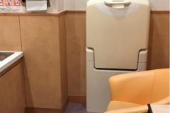 ゆめりあフェンテ(3F)の授乳室・オムツ替え台情報