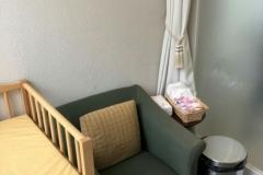 ザ・ハウス愛野(1F)の授乳室・オムツ替え台情報