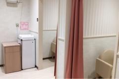 エコール・マミ(北館2F)の授乳室・オムツ替え台情報