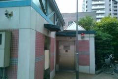 赤羽北交番隣 多機能トイレのオムツ替え台情報