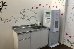 守谷SA下り ベビールームの授乳室・オムツ替え台情報