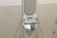 クスリのアオキ 岐阜県庁南店のオムツ替え台情報