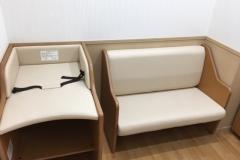 万代西神中央店(1F)の授乳室・オムツ替え台情報