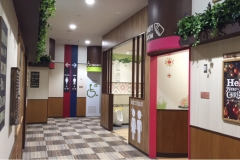 イオンモール広島府中(3F ナナズグリーンティー横)の授乳室・オムツ替え台情報